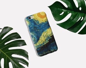 Van Gogh Starry Night Phone Case