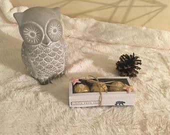 Box 3 Ferrero scrapbooking Christmas chocolates