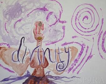 Lady Divinity
