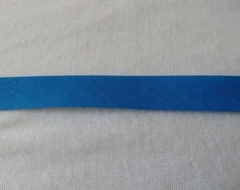 Plain, through blue Gypsy width 40/20 mm (P062)