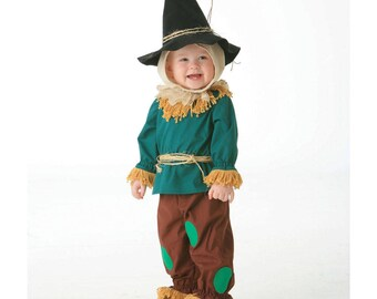 Wizard of Oz Costume, Scarecrow