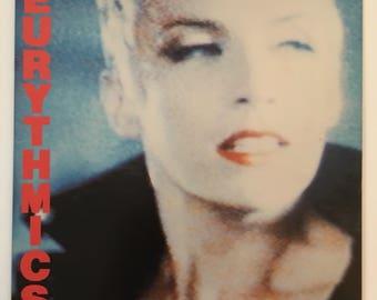 Vintage Vinyl Eurythmics, Be Yourself Tonight LP Record Album