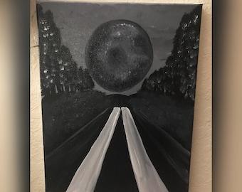 Full Moon Road