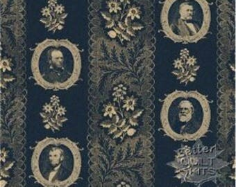 patchwork fabric portraits old patt7486