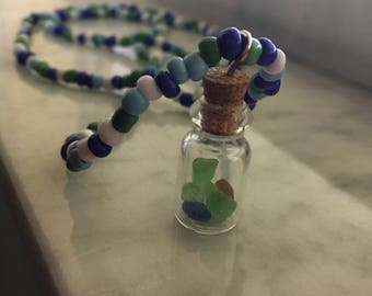 Real Sea Glass Jewelry