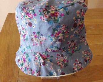 Pretty little girl summer hat.