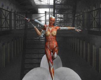 Dakini of The Penitentiary II