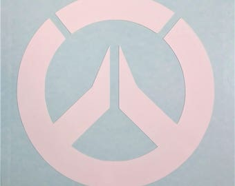 Overwatch Vinyl Decal