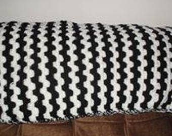 Oreo Baby Throw Blanket 21x23