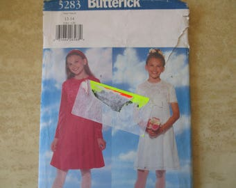 dress girls size 12/14, McCall pattern ' S