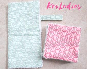 To order - Maxi cloth machine washable, fabric choice