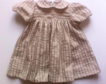 Retro dress for girl