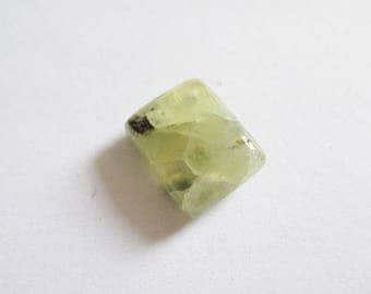 Prehnite - 15x13x8mm - undrilled - ref63164