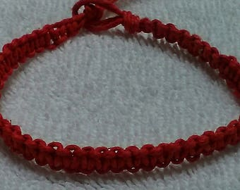 Veteran made Hemp Bracelet