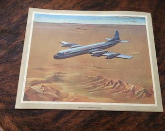 Lockheed Turboprop Electra