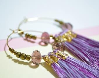 Violetta Fringe Tassels
