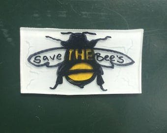 Save The Bee's Pin