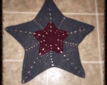 Crochet Primitive Star