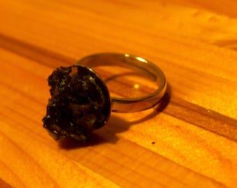 Hawaiian Lava Rock Healing Ring