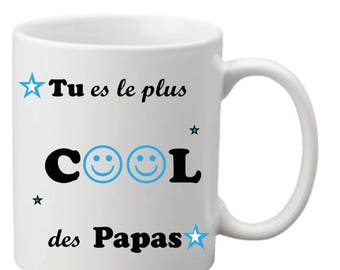 "Mug ""you're the coolest of dads"""