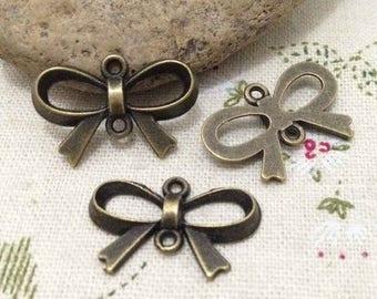steampunk bronze bow