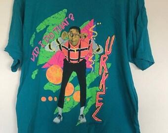 Steve Urkel Shirt XL
