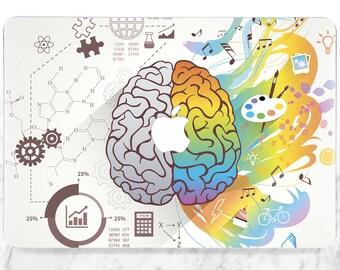 Creative air macbook case Macbook case Brain Macbook case air Macbook Pro case Imagination Macbook 2016 case Macbook 2017 Hard Case