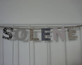 Garland name 6 letters love
