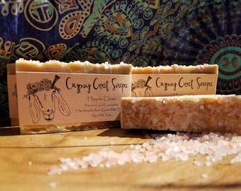 Hippie Clean (Patchouli/Eucalyptus) Goat Milk Soap
