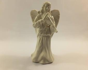 Lenox Porcelain Angel  With Violin