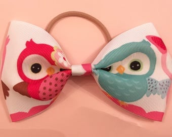 Small owl bow