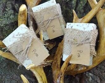 Pine Lye Soap