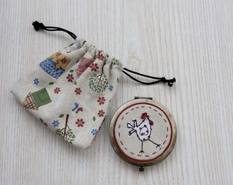 Bag mirror Zakka