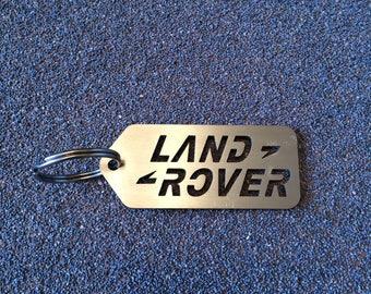 Land Rover keyrings