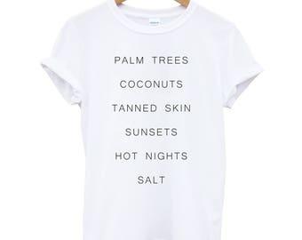 Summer Sayings T-Shirt / Top - Fun Cases