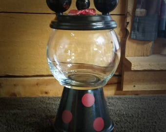 Minnie Mouse Gumball Machine