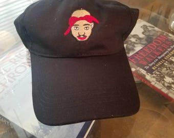 """2pac""""Makavelli""""  Baseball Cap"""