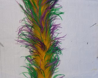 Mardi Gras Marabou-Ostrich Feather Boa