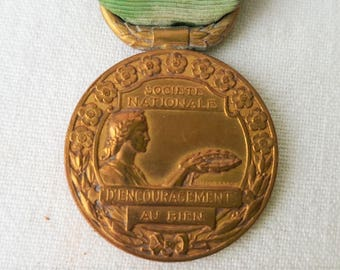 Medal company of Encouragement to help although we love us - MM23
