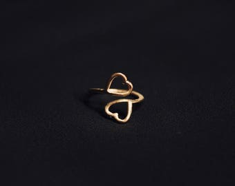 Ring Rosegold Heart