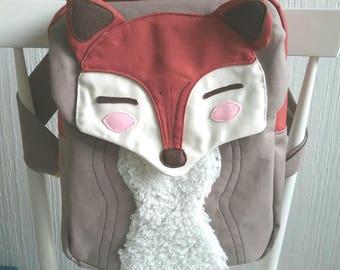 Fox school bag