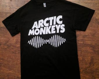 New †Artic monkeys† wave tshirt