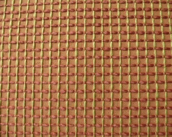 thick fabric coupon 64 cm x 64 cm for upholstery or sewing bag decoration