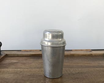 Aluminum toddy canister