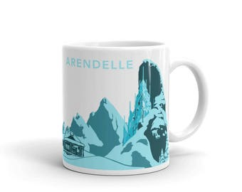 "Arendelle ""You Aren't Here"" Mug"