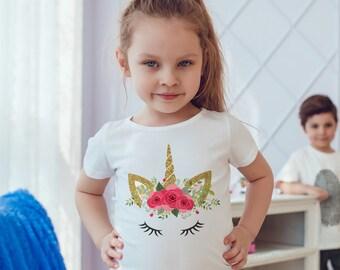Unicorn Shirt, Unicorn Tshirt, Girls Unicorn Tshirt, Unicorn T-shirt, Unicorn Tee, Unicorn T Shirt, Girls Unicorn Shirt, Unicorn Gift