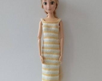 Long doll dress