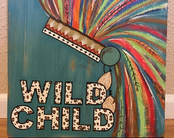WiLd cHiLd Headdress