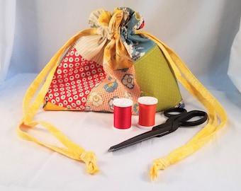 Fabric Drawstring Bag 3