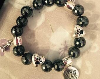 Dog Lover bracelet